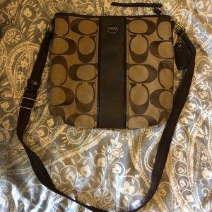 Women's Coach Crossbody Bag